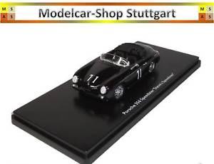 【送料無料】模型車 モデルカー スポーツカー ポルシェ#ブラックスティーブporsche 356 speedster 71 schwarz steve´s speedster schuco 143 neu amp; ovp