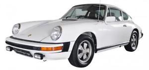 【送料無料】模型車 モデルカー スポーツカー ポルシェクーペインドschuco 143 porsche 911 coupe 1975 indischrot