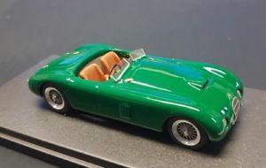 【送料無料】模型車 モデルカー スポーツカー ジャガーヴェルデジョリーモデルjaguar biondetti special stradale verde 1950 jolly model jl666