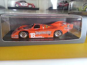 【送料無料】模型車 モデルカー スポーツカー ポルシェキロニュルブルクリンクスパークporsche 956 300 km nurburgring 1985 143 spark