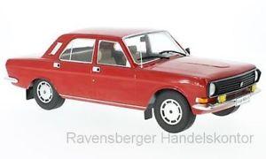 【送料無料】模型車 モデルカー スポーツカー ヴォルガmcg 118 wolga m2410 1985 red