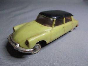 【送料無料】模型車 モデルカー スポーツカー シトロエンサーボベルta134 norev 143 citroen ds 19 servo direction jaune ref 48 bel etat dorigine