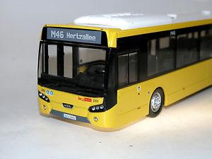 【送料無料】模型車 モデルカー スポーツカー オランダシテベルリンバスラインヘルツアベニューholland oto vdl citea slf 120 linienbus bvg berlin linie m46 hertzallee 150