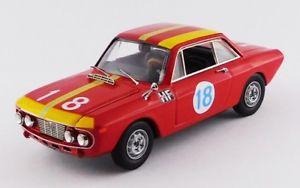 【送料無料】模型車 モデルカー スポーツカー ベストランチアクーペタルガフローリオbest9660 lancia fulvia coupe 1,3 hf targa florio 1966 143