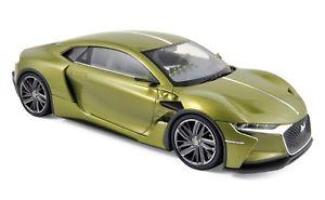 【送料無料】模型車 モデルカー スポーツカー サロンドジュネーブオリーブグリーンメタリックds etense salon de geneve 2016 olivgrn metallic 118 norev 181700 neu amp; ovp