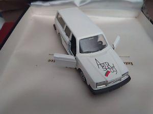 【送料無料】模型車 モデルカー スポーツカー ポルトガルジェットボルボセクターnorev portugal jet car 143 volvo 264 auto show salao do sector automovel