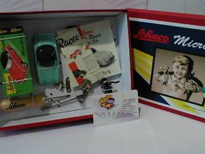 【送料無料】模型車 モデルカー スポーツカー マウントマイクロレーサーポルシェクーペキットschuco 01774 schuco montage micro racer set porsche 356 coupe kit  145