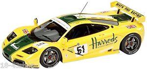 【送料無料】模型車 モデルカー スポーツカー モデルマクラーレンハロッズルマンtsm model lm tsm114357 mclaren f1 gtr harrods n51 3me 24h le mans 1995 143