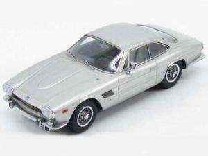 【送料無料】模型車 モデルカー スポーツカー マセラティマセラティグアテマラシルバーケkess maserati 5000 gt bertone 1961 silver 143 ke43014070