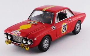 【送料無料】模型車 モデルカー スポーツカー ベストランチアクーペツールドコルスbest9659 lancia fulvia coupe 13 hf tour de corse 1967 143