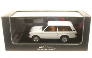 【送料無料】模型車 モデルカー スポーツカー レンジローバーホワイトハンドルrange rover white 1970 rhd