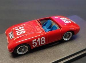 【送料無料】模型車 モデルカー スポーツカー ミッレミリアジョリーモデルgordini t20 mille miglia 1953  jolly model jl6046