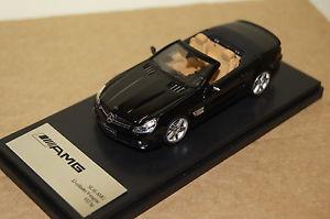 【送料無料】模型車 モデルカー スポーツカー メルセデスカブリオレホットmercedes sl65 amg cabrio 143 absolute hot schuco neu amp; ovp 8510