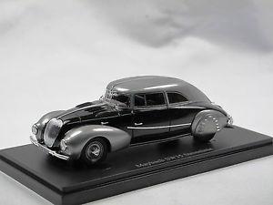 【送料無料】模型車 モデルカー スポーツカー カルトマイバッハautocult 04008 1935 maybach sw 35 stromlinie karosserie spohn 143