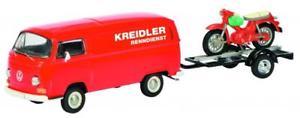 【送料無料】模型車 モデルカー スポーツカー フォルクスワーゲンアプリケーションschuco 143 vw t2a manh kreidler 450334000