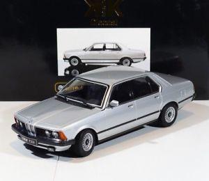 【送料無料】模型車 モデルカー スポーツカー シルバーneues angebotspecial kkscale bmw 733i e23 silber baujahr 1977 neu ovp 118