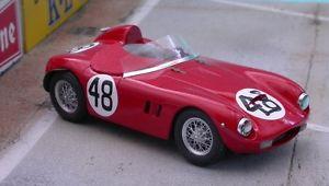 【送料無料】模型車 モデルカー スポーツカー キットモレッティグランスポーツ#ルマンルネッサンスキットkit moretti 750 gran sport 48 laugadurif le mans 1956 renaissance kit 143
