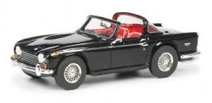 【送料無料】模型車 モデルカー スポーツカー schuco 143 triumph tr5, schwarz 450887400