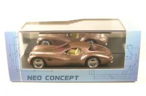 【送料無料】模型車 モデルカー スポーツカー クライスラーコンセプトベージュメタリックchrysler atlantic concept beige metallic 1995