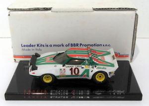 【送料無料】模型車 モデルカー スポーツカー コンティモデルスケールランチアアリタリア#グリーンホワイトconti models 143 scale  lancia stratos alitalia 10 greenwhite