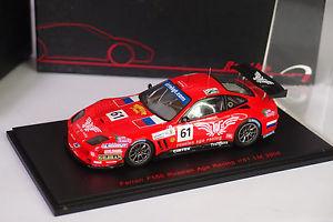 【送料無料】模型車 モデルカー スポーツカー レッドラインフェラーリロシアレーシング#ルマンred line ferrari f550 russian age racing 61 le mans 2006 143