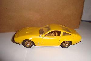 【送料無料】模型車 モデルカー スポーツカー フェラーリキットビルドferrari 365  gtc4   kit  rare   adb  build  metal lourd  143e