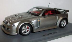 【送料無料】模型車 モデルカー スポーツカー スパークスケールダークシルバーspark resin 143 scale s0438 mg svr dark silver 2004