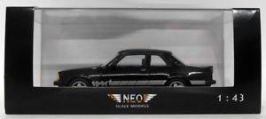 【送料無料】模型車 モデルカー スポーツカー ネオスケールモデルネオオペルアスコナスポーツブラック