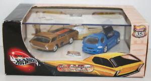 【送料無料】模型車 モデルカー スポーツカー ホットホイールhot wheels 164 highway set 30th anniversary deora amp; deora ii