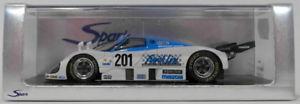 【送料無料】模型車 モデルカー スポーツカー スパークモデルスケールマツダspark models 143 scale s0644 mazda 767 b 201 7th lm 1989