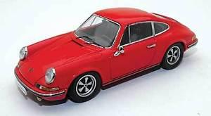 【送料無料】模型車 モデルカー スポーツカー ポルシェモデルporsche 911s 1969 red 143 model 44795 ebbro