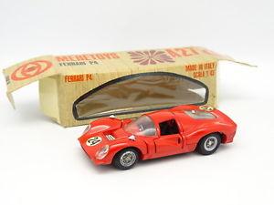 【送料無料】模型車 モデルカー スポーツカー フェラーリmebetoys 143 ferrari p4 a27