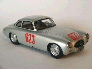 【送料無料】模型車 モデルカー スポーツカー メルセデスミッレミリアmercedes 300sl w194 623mille miglia 1952