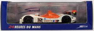 【送料無料】模型車 モデルカー スポーツカー スパークモデルスケールエプシロン#spark models 143 scale s1483 zytek 07s2zytek barazi epsilon 32 lm 2008