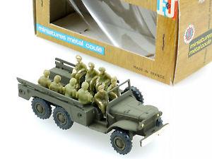 【送料無料】模型車 モデルカー スポーツカー フランスチームカーアメリカfrance jouets fj dodge 6x6 mannschaftswagen us army 143 n mib ovp 14111138