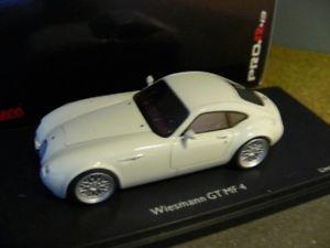 【送料無料】模型車 モデルカー スポーツカー ホワイトクーペ143 schuco wiesmann coupe gt mf 4 wei 45 088 8600