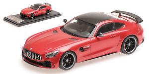 【送料無料】模型車 モデルカー スポーツカー リアルタイムメルセデスメタルレッドalmost real mercedes amg gt r metal red 143 alm420703
