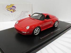 【送料無料】模型車 モデルカー スポーツカー ポルシェschuco pror43 08878 porsche 911 993 speedster bj 1995 rot 143 neuheit