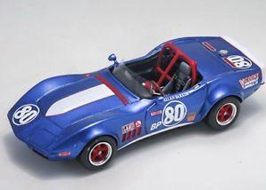 【送料無料】模型車 モデルカー スポーツカー キットシボレーコルベットアリーナkit chevrolet corvette c3 bergen scca 1969 barker arena 814k
