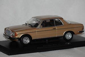 【送料無料】模型車 モデルカー スポーツカー メルセデスゴールドメタリックmercedes 280 ce c123 1980 goldmetallic 118 norev neu amp; ovp 183587