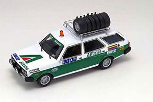 【送料無料】模型車 モデルカー スポーツカー キットフィアットフィアットアバルトパノラマアリーナkit fiat 131 panorama assistenza fiat abarth alitalia 197879 arena 742k