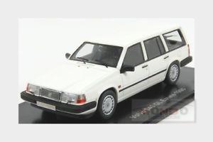 【送料無料】模型車 モデルカー スポーツカー ボルボホワイトネオスケールネオvolvo 940 gl estate 1990 white neoscale 143 neo49553