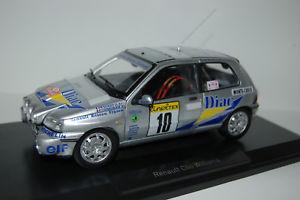 【送料無料】模型車 モデルカー スポーツカー ルノークリオウィリアムズモンテカルロラリーデrenault clio williams 1994 rallye de monte carlo norev no 185229 ech 118