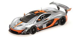 【送料無料】模型車 モデルカー スポーツカー リアルタイムマクラーレンデザインコンセプトalmost real mclaren p1 gtr design concept 2015 143 alm440101