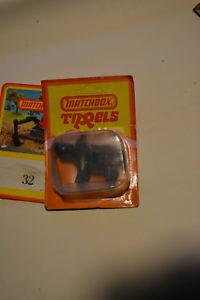 【送料無料】模型車 モデルカー スポーツカー レアビンテージマッチリリースカバultra rare vintage unreleased matchbox lesney tippels seltene tier figuren hippo