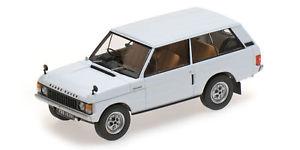 【送料無料】模型車 モデルカー スポーツカー リアルタイムローバーホワイトalmost real range rover 1970 white 143 alm410102