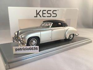 【送料無料】模型車 モデルカー スポーツカー モデルメルセデスベンツカブリオレタイプkess model 143 mercedes benz 320 wendler cabriolet closed 1940 art ke43037001