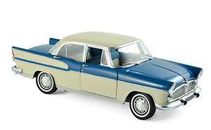 【送料無料】模型車 モデルカー スポーツカー simca vedette chambord 1960 118 norev 185727 neu amp; ovp