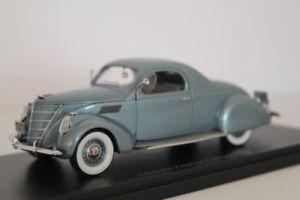 【送料無料】模型車 モデルカー スポーツカー リンカーンゼファーネオスケールネオlincoln zephyr 1937 neoscale 143 neo45752