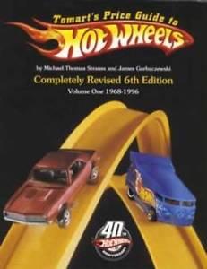 【送料無料】模型車 モデルカー スポーツカー ガイドビンテージホットホイールtomart guide vintage hot wheels 1968 redline